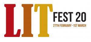 LitFest 2020 Logo